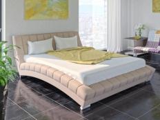 Кровать двуспальная Оливия