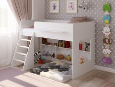 Детская кровать Легенда 22.1 белая