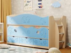 Двухъярусная кровать Омега-10