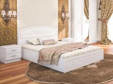 Кровать Венеция Жемчуг