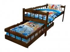 Детская кровать Крузенштерн