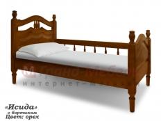 Детская кровать Исида с бортиком