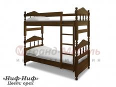 Двухъярусная кровать Ниф-Ниф