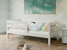 Детская кровать БОННИ массив сосны