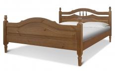 """Кровать """"Исида"""" массив сосны"""