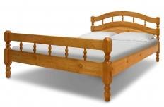"""Кровать """"Хельга-1"""" массив сосны"""