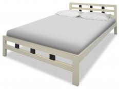 """Кровать """"Оливия-2"""" массив сосны"""