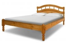 """Кровать """"Хельга-2"""" массив сосны"""