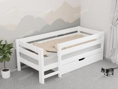 Детская кровать МиМи массив