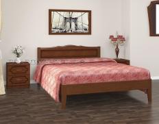 Кровать из дерева Карина-7